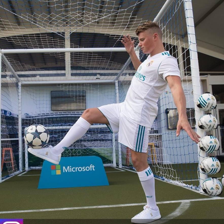 PERFORMING FOR MICROSOFT & REAL MADRID - ORLANDO FLORIDA
